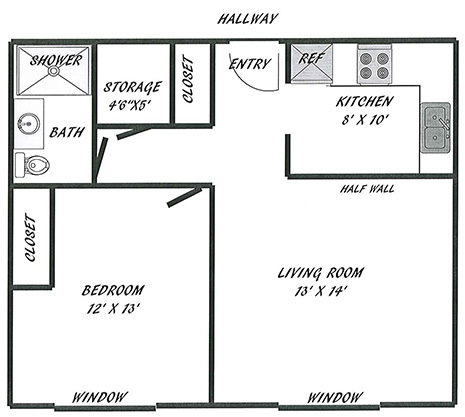 humphrey manor east floor plan