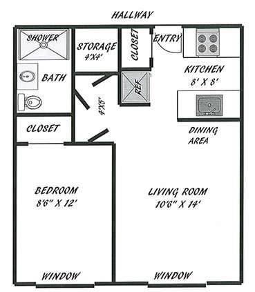 humphrey manor west floor plan