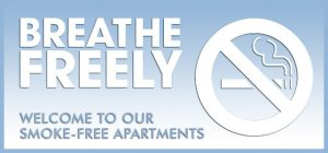 smoke free apartments